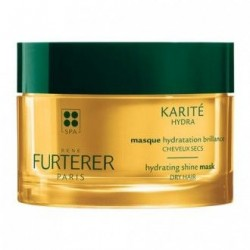 RENÉ FURTERER - Karité Hydra - Maque Hydratation Brillance - Cheveux secs - 200ml