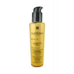 RENÉ FURTERER - Karité Hydra - Rituel Hydratation - Crème de Jour Hydratation Brillance - Cheveux secs - 100ml