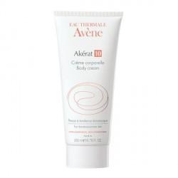 AVÈNE - Akérat 10 - Crème corporelle - Peaux à tendance kératosique - 200ml