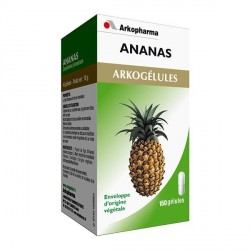 Arkopharma Arkogelules Ananas 150 gélules