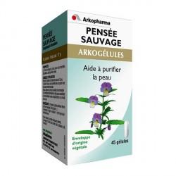Arkopharma Arkogélule Pensée Sauvage 45 gélules
