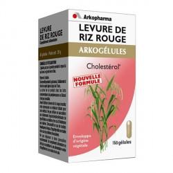 Arkopharma arkogélules levure de riz rouge cholesterol 150 gélules