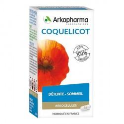 Arkopharma Arkogelules Coquelicot 45 gélules