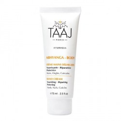 TAAJ - Abhyanga Body - Crème Mains Délhicates - 75ml