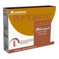 Arkopharma Phytobronz Autobronzant 30 Gélules