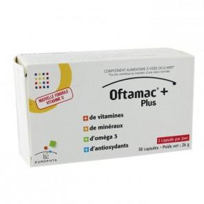 Oftamac + 30 Capsules