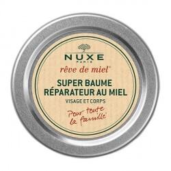 NUXE - Rêve de miel - Super Baume Réparateur au Miel - Visage et Corps - 40ml