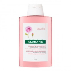 Klorane Shampooing Pivoine 200ml