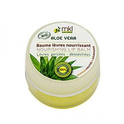 Mkl Baume Lèvres Aloe Vera 100% Bio 10ml