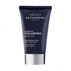 INSTITUT ESTHEDERM - intensive hyaluronic - masque - déshydratation intense, rides, tiraillements - eau cellulaire technology -