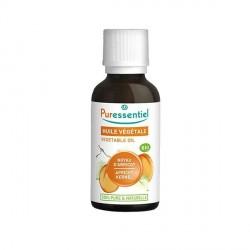 Puressentiel huile végétale noyau d'abricot 30ml