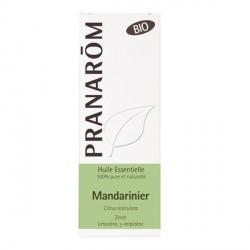 Pranarom huile essentielle bio mandarinier 10ml