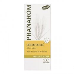 Pranarôm huile végétale germe de blé 50ml