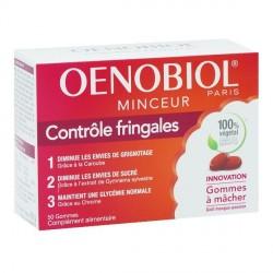 Oenobiol controle fringales boite de 50 gommes