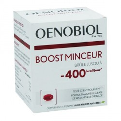 Oenobiol boost minceur boite de 90 capsules