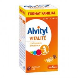 Alvityl comprimé format familial 90 comprimés