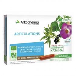 Arkofluide bio peau articulations 20x10ml ampoules