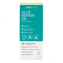 ARAGAN - Aloe Repair-oil - Visage et corps - 50ml