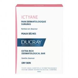 Ducray ictyane pain surgras 100g