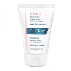 Ducray ictyane crème mains 50ml