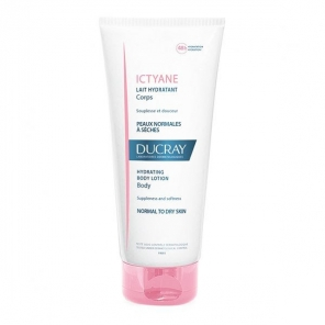 DUCRAY ICTYANE LAIT HYD CORPS 200ML