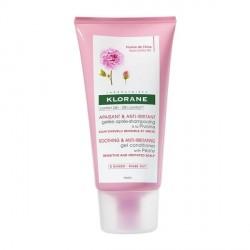 Klorane Gelée Après-Shampooing Apaisant & Anti-Irritant Pivoine 150ml