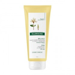 KLORANE - Brillance - Baume Après-Shampooing à la Cire de Magnolia - 200ml