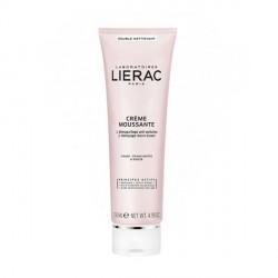 LIERAC - Crème moussante - Démaquillage Anti-Pollution et Nettoyage Micro-Lissant - 150ml