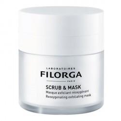 FILORGA - scrub & mask - masque exfoliant réoxygénant - 50ml