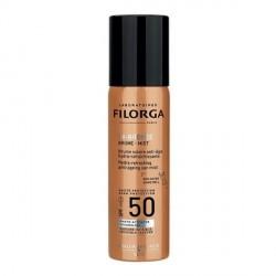 Filorga UV bronze brume solaire visage anti âge SPF50 60ml