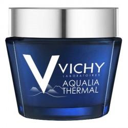 Vichy aqualia thermal soin de nuit effet spa 75 ml