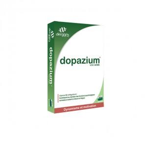 Dergam Dopazium dynamisme motivation 60 gélules