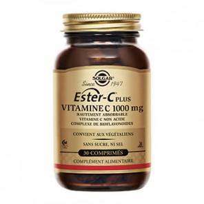 Solgar Ester C Plus vitamine 1000mg 30 comprimés