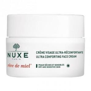 Nuxe Rêve de Miel® crème visage ultra-réconfortante jour pot 50ml