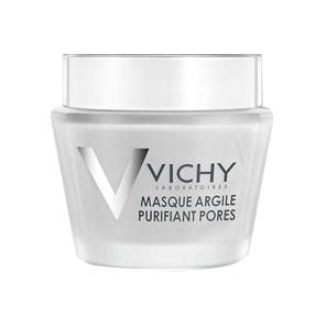 Vichy Masque Argile purifiant pores aux deux argiles minérales 75ml