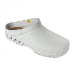 Scholl Clog Evo blanc sandale taille 42