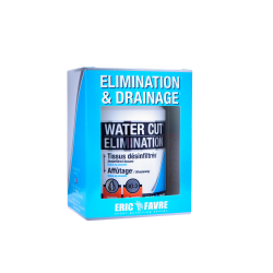ERIC FAVRE - Water Cut - Elimination et drainage - 90 capsules