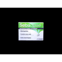 3 CHÊNES - SEBACTASE - Imperfections cutanées - 30 comprimés
