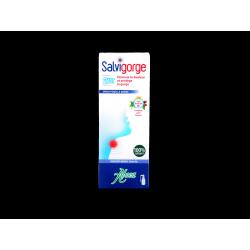 ABOCA - SALVIGORGE 2 ACT - Diminue la douleur et protège la gorge - Spray 30ML