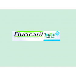 FLUOCARIL - JUNIOR 6-12 ANS - Dentifrice gel goût Bubble - 75ML