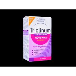 NUTREOV - Triolinum sans hormone - Ménopause - Intensive - 56 capsules