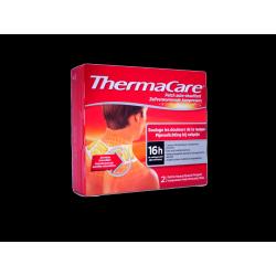THERMACARE - Patch auto-chauffant 16H - Soulage les douleurs - Nuque, épaule et poignet - 2 patchs