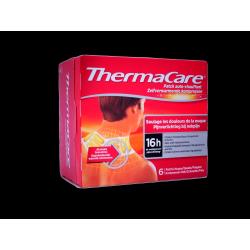 THERMACARE - Patch auto-chauffant 16H - Soulage les douleurs - Nuque, épaule et poignet - 6 patchs