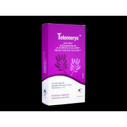 TELOMERYS - Anti-âge - 60 gélules végétales