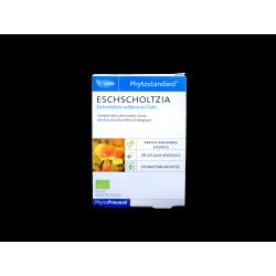 PHYTOPREVENT - PHYTOSTANDARD - ESCHSCHOLTZIA - Détente & endormissement - 20 gélules