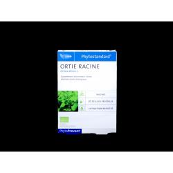 PHYTOPREVENT - PHYTOSTANDARD - ORTIE RACINE - Bon fonctionnement de la prostate - 20 gélules