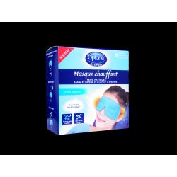 OPTONE - Masque chauffant à usage unique - Yeux fatigués - Sans parfum - 8 masques
