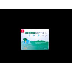 SANTISPHARMA - AROMASANTIS - IDS - Insomnie, Dépression, Stress, Moral et Surmenage - Complexe d'huiles essentielles et oligo-él