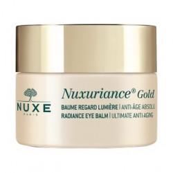 NUXE - Nuxuriance Gold - Baume Regard Lumière - Anti-âge Absolu - 15ml