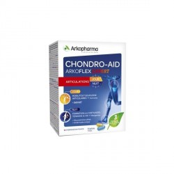 ARKOPHARMA - Chondro-aid - Arkoflex expert jour/nuit - Articulations - 90 gélules
